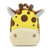 Дошкольный рюкзак Зверята - Жираф