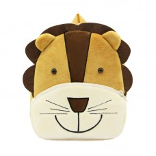 Дошкольный рюкзак Зверята - Лев