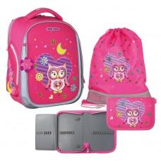 Рюкзак школьный Magtaller Unni - Owl, с наполнением