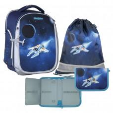 Рюкзак школьный Magtaller Unni - Spaceship, с наполнением