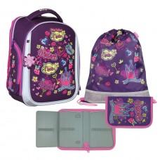 Рюкзак школьный Magtaller Unni - Princess, с наполнением