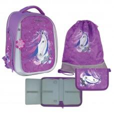 Рюкзак школьный Magtaller Unni - Magic Horse, с наполнением