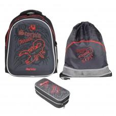 Рюкзак школьный Magtaller Stoody II - Scorpio, с наполнением