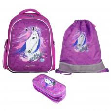 Рюкзак школьный Magtaller Stoody II - Magic Horse, с наполнением