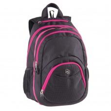 Рюкзак Pulse 2в1 Teens Pink Black Dot, черный