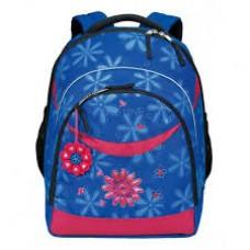 """Рюкзак 4YOU FAST, коллекция: """"Голубые цветы"""""""