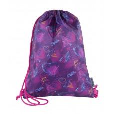 Мешок для обуви Pulse Purple Cool
