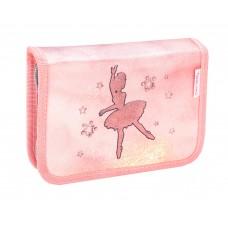 Пенал Belmil - Ballerina Black Pink, Балерина, розовый