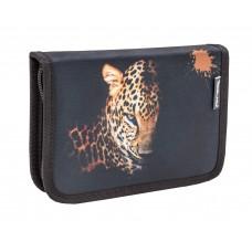 Пенал Belmil - Leopard, Леопард, черный