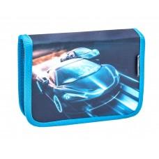 Пенал Belmil - Race Blue Машина, синий