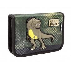 Пенал Belmil - Dino Park, Динозавр, зеленый