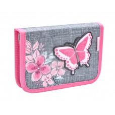Пенал Belmil - Elegant, Бабочка, розовый