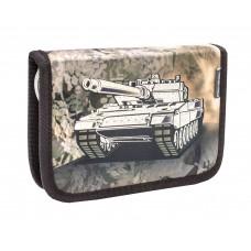 Пенал Belmil - Military Vehicle, Танк, хаки
