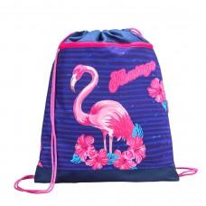 Мешок для обуви Belmil - Flamingo, Фламинго, розовый/синий
