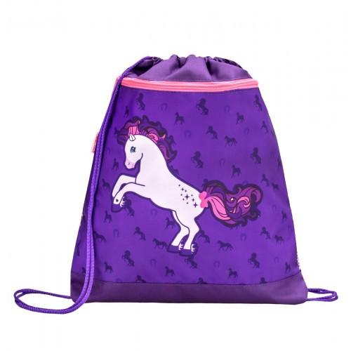 Мешок для обуви Belmil Horse Purple