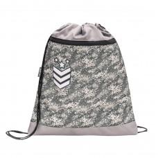 Мешок для обуви Belmil - Camouflage Grey, серый