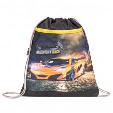 Мешок для обуви Belmil - Midnight Race, Машина, черный