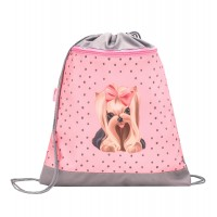 Ранец Belmil Classy - Yorki, Собачка, розовый, с наполнением