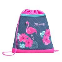 Ранец Belmil Classy - Flamingo Paradise с наполнением