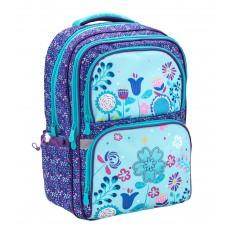 Рюкзак на съемной тележке Belmil Convertible Pack - Flower Mania