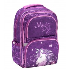 Рюкзак на съемной тележке Belmil Convertible Pack - Unicorn Dreams