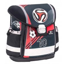 Ранец Belmil Classy - 10 Play Football Футбол, черный/красный