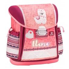Ранец Belmil Classy - Funky Llama, розовый
