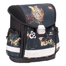 Ранец Belmil Classy - Leopard, Леопард, черный
