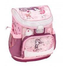 Ранец Belmil Mini-Fit - Fairytale, Фея, розовый