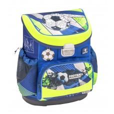 Ранец Belmil Mini-Fit - Football Rournament, Футбол, синий