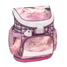 Ранец Belmil Mini-Fit - Horse Champion, розовый