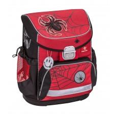 Ранец Belmil Mini-Fit - Spider red And Black, Паук, красный