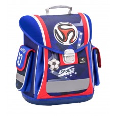 Ранец Belmil Sporty - Red-Blue Football