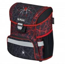 Ранец школьный Herlitz Loop Spider, Паук, черный