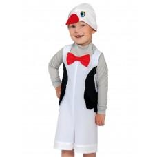 Карнавальный костюм Карнавалофф - Аист, ткань-плюш, 3-6 лет
