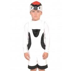 Карнавальный костюм Карнавалофф - Дятел, ткань-плюш, 3-6 лет