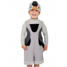Карнавальный костюм Карнавалофф - Журавль, ткань-плюш, 3-6 лет