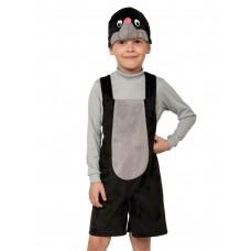 Карнавальный костюм Карнавалофф - Крот плюш, 3-6 лет