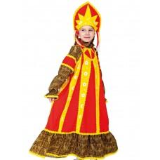 Карнавальный костюм Карнавалофф - Масленица, 5-7 лет