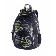 Рюкзак Pulse Backpack 2in1 Teens Green Riddle