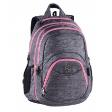 Рюкзак Pulse Backpack 2in1 Teens Pink Gray Cationic