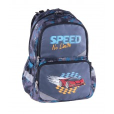 Рюкзак Pulse Backpack Anatomic Red Speed