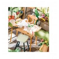 3D деревянный конструктор Миниатюрный дом Цветочный Магазин Эмили