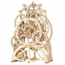 3D деревянный конструктор Robotime Механизмы работающие Маятниковые часы
