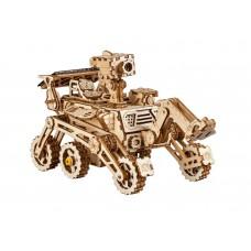 3D деревянный конструктор Robotime Ровер Харбингер