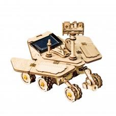 3D деревянный конструктор Robotime Ровер Вагабонд