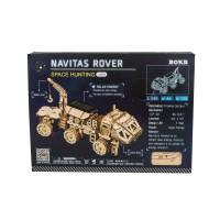 3D деревянный конструктор Robotime Ровер Навитас