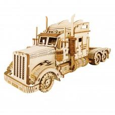 3D деревянный конструктор Robotime Тяжелый грузовик