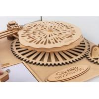 3D деревянный конструктор Robotime Рисовальная машина Да Винчи - Робот