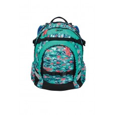 Рюкзак Ikon Turquoise Camouflage - Бирюзовый камфуляж